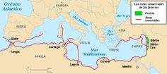 El Baúl de la Historia Universal: 1. Edad Antigua: Los Fenicios