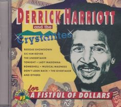 Reggae Land Muzik Store - Derrick Harriott  And The Crystalites : For A Fistful Of Dollars CD, $249.98 (http://www.reggaelandmuzik.com/derrick-harriott-and-the-crystalites-for-a-fistful-of-dollars-cd/)