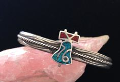 VINTAGE BICENTENNIAL 1976  Navajo Turquoise  by CoCoBlueTreasures, $55.00