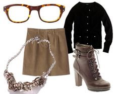 Geek chic style