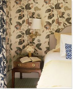 Redmond Aldrich Design-incredible mix of pattern