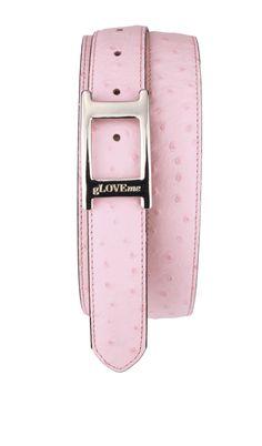 Cintura Cucita 3 CM STRUZZO Disponibile in 13 colori