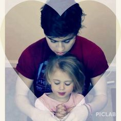 Nash and his little sister❤️