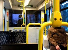 Is this one of THE best pictures ever taken on London transport...