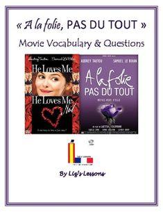 "$ Watch the film ""A la folie, ou pas du tout""/""He Loves Me, He Loves Me Not"" in your French class!"