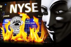 #Anonymous Hits #NewYork #Stock Exchange, #World #Bank, The #Fed, And Vatican — Total Media #Blackout