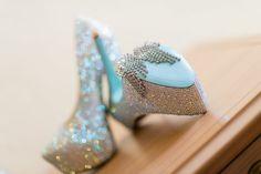 Photo © By Stephanie Secrest Bling Wedding Shoes, Druzy Ring, Wedding Day, Bridal, Photos, Jewelry, Fashion, Pi Day Wedding, Moda
