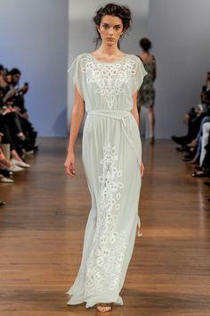Collette Dinnigan Spring 2014 Ready-to-Wear