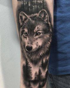 Tatoo - Travel and Extra Wolf Tattoo Sleeve, Chest Tattoo, Sleeve Tattoos, Tattoo Wolf, Tattoo Art, Wolf Tattoo Back, Tiny Tattoo, Tattoo Fonts, Tattoo Quotes