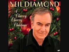 Neil Diamond - Cherry Cherry Christmas `j Xmas Music, Z Music, Music Albums, Music Icon, Christmas Carols Songs, Christmas Tunes, Christmas Albums, Christmas Videos, Santa Claus Is Coming To Town