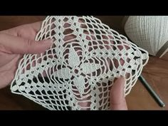 Crochet Motif, Crochet Doilies, Crochet Lace, Crochet Snowflakes, Crochet Woman, Woman Face, Knitting Patterns, Make It Yourself, Youtube
