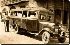 Sirkeci/Bakirkoy dolmusu, 1930
