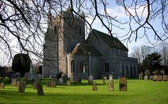 Wye, Kent Parish church Ashford (borough) Graveyard