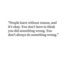 Please don't think that  you have something wrong :)