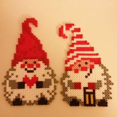 Christmas hama beads by enis_erlebnisse