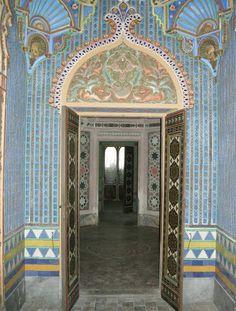La Sala turchese - Castello Sammezzano