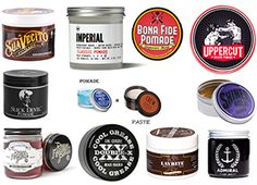 The Best Hair Pomade Brands in 2016 - Mens Pomade