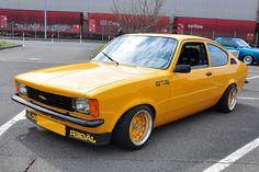 Rad Racer — 78′ Opel Kadett C