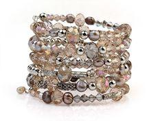 Avvolgere il Bracciale multi-strand braccialetto bracciale di
