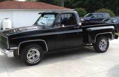 make chevrolet model c10 year 1986 body style pickup trucks exterior color black interior. Black Bedroom Furniture Sets. Home Design Ideas