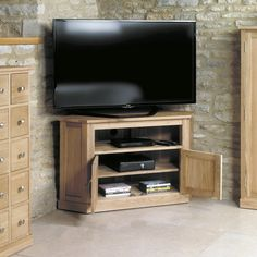 mobel solid oak widescreen television cabinet television cabinet solid oak and tv cabinets