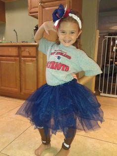 Riley- Future Patriots Cheerleader! GO PATS! <3 @New England Patriots