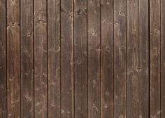 Dark Brown Wood Floo