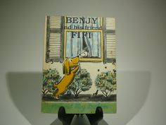 Benji and his Friend Fifi 1988 First Edition by VintageBookMarket, $29.50