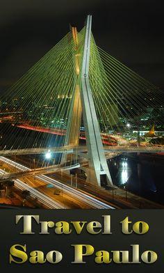 Travel to Sao Paulo