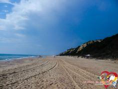 Playa de Rompeculos. Andalucía, España. #travel #daytrip #sun #summer #beach #Spain