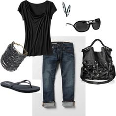 Very fab on the go although I'd replace the jeans for leggings due 2 the fact I refuse to wear jeans lol