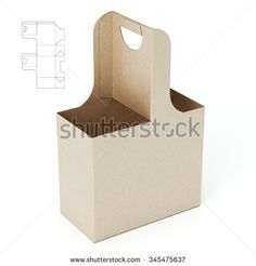 Find Carriage Box Die Cut Template stock images in HD and millions of other royalty-free stock photos, illustrations and vectors in the Shutterstock collection. Cake Boxes Packaging, Food Packaging Design, Bottle Packaging, Food Menu Design, Paper Box Template, Tag Templates, Bottle Box, Packing Boxes, How To Make Box