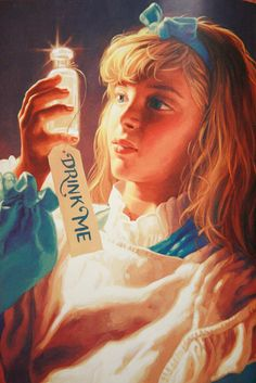 Alice in Wonderland | Greg Hildebrandt