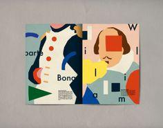 L'illustratrice hongrois Anna Kövecses s'est distinguée à plusieurs reprises pour ses créations minimalistes. Elle vient de collaborer avec le magazine Milk X en réalisant 10 portraits des icônes de la culture pop. Un travail visible dans le numéro de février du média hongkongais.