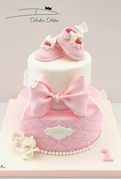 Baby cake 2019 Baby cake The post Baby cake 2019 appeared first on Baby Shower Diy. Tortas Baby Shower Niña, Gateau Baby Shower, Baby Shower Cupcake Toppers, Baby Girl Cakes, Baby Birthday Cakes, Cake Baby, Birthday Kids, Girl Shower Cake, Baby Shower Cake For Girls