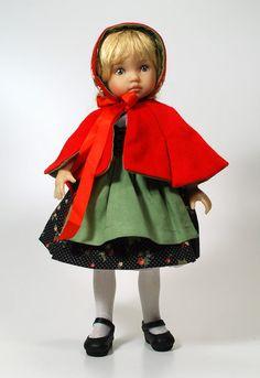 Red Riding Hood - Boneka Doll Fashions