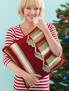 Hollyday Pillows | crochet today