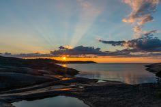Sunset 1 by Lars Eskildsen on 500px