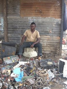 What happens to our e-waste?