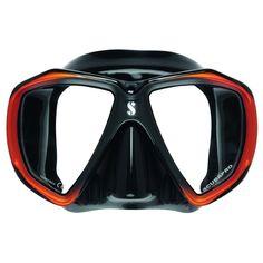 Amazon.com : Scubapro Spectra Mask - Black/Bronze : Diving Masks : Sports & Outdoors