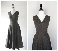 Gray Days the Vintage Way ~ Treasures from Vintage Passion shops ~ by Barbara on Etsy