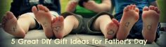 The Happier Homemaker: DIY Fathers Day Ideas