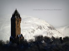 The Wallace Monument, Stirling, Scotland