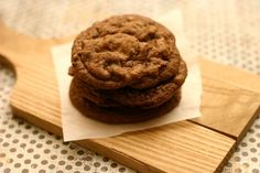 Chocolaty Chocolate Chip Cookies