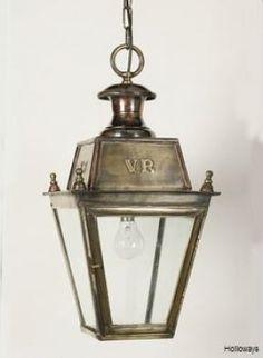 Balmoral pendant, Porch lanterns, Period exterior lighting, Exterior lighting, Holloways of Ludlow