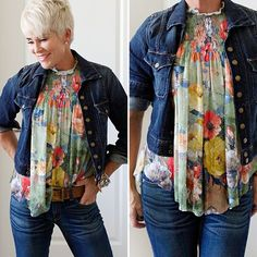 Tucked or Untucked or... - Chic over 50