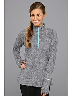 I love these shirts! I have 2 of them! Nike Element Half-Zip