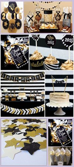 40 fantastic new years eve party table decoration ideas 1 ideas for college fest Party Table Decorations, Graduation Decorations, Birthday Decorations, Graduation Ideas, Trunk Party, 60th Birthday Party, Birthday Ideas, Gatsby Party, Gold Party
