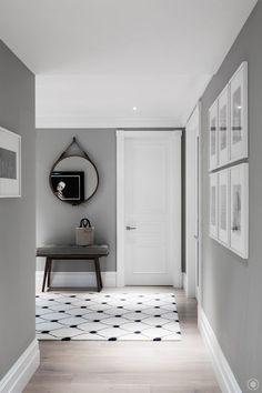 Love color: decoración en gris y blanco   Decorar tu casa es facilisimo.com