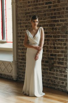 Sharon Hoey is one of the best known wedding dress designers in Ireland. We love her 2016 collection! Spotlight On: Sharon Hoey - Dreamwedding